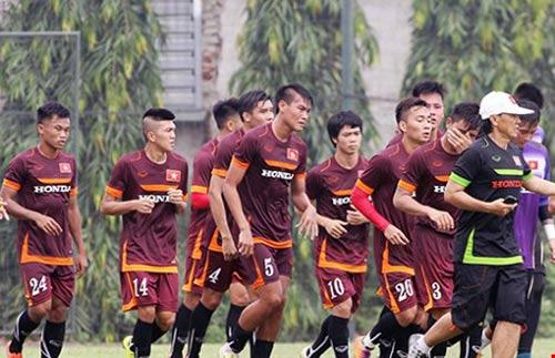 Vòng chung kết U-23 châu Á: 'Nóng' tại Qatar - 1