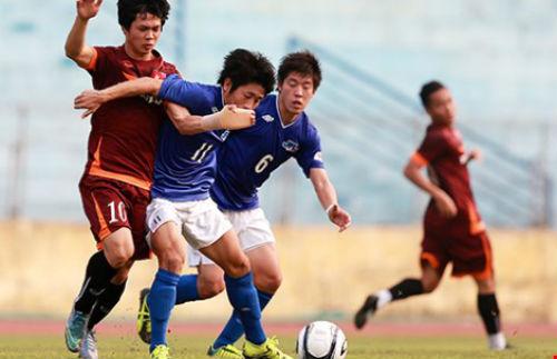 Đội tuyển U-23 Việt Nam: Tìm suất đá chính - 1