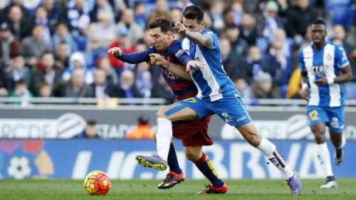 Tiêu điểm La Liga V18: Ngư ông đắc lợi - 1