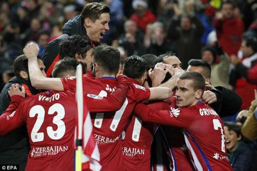 Tiêu điểm La Liga V18: Ngư ông đắc lợi - 3