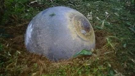 Vật thể lạ ở Tuyên Quang, Yên Bái có thể của vệ tinh Nga - 1