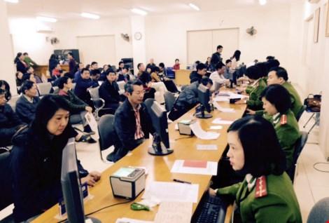Hà Nội: Ngày đầu cấp thẻ căn cước công dân - 2