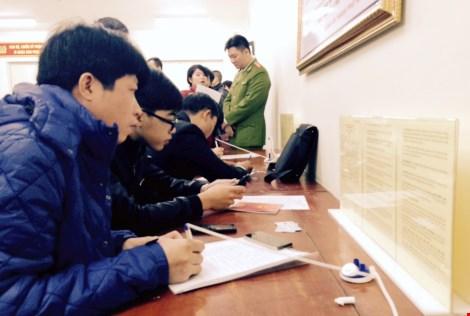 Hà Nội: Ngày đầu cấp thẻ căn cước công dân - 3