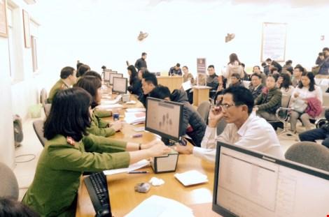 Hà Nội: Ngày đầu cấp thẻ căn cước công dân - 4