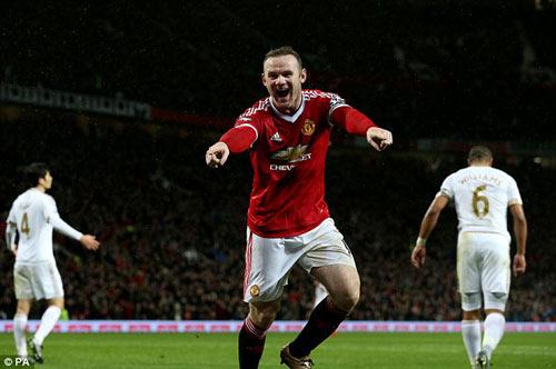 Rooney bị chê đá bóng như lão tướng 35 tuổi - 1