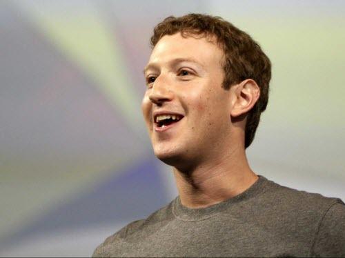 Mark Zuckerberg nhắc tới con gái trong một kế hoạch thú vị - 1