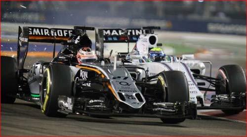 F1, Force India: Biết người biết ta - 2