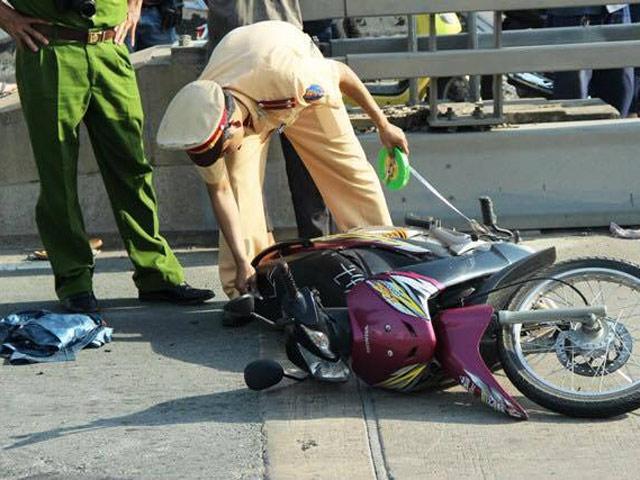65 người tử vong trong 3 ngày Tết đều do tai nạn xe máy - 1