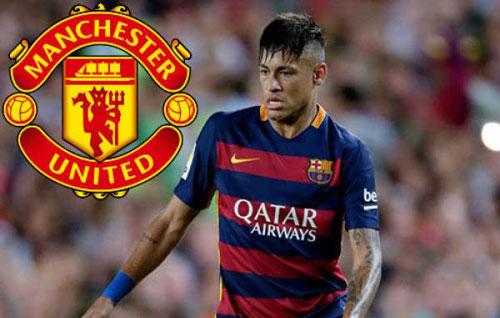 MU vung 140 triệu bảng để chiêu mộ Neymar - 1