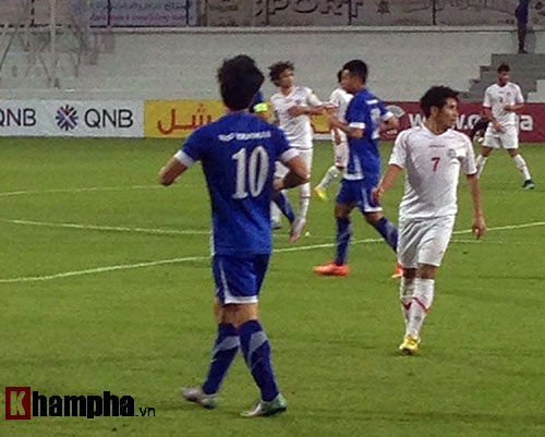Video U23 Viet Nam U23 Yemen - 2