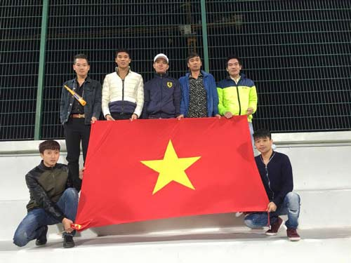 clip U23 Viet Nam vs U23 Yemen - 5