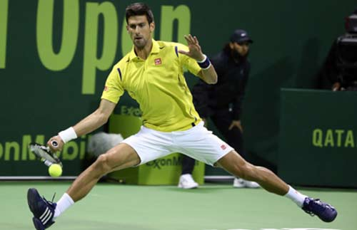video djokovic vs brown - 1