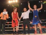 Thể thao - Lừu Thị Duyên giữ được đai vô địch