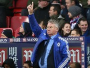Bóng đá - Thắng trận đầu cùng Chelsea, Hiddink lại mơ top 4