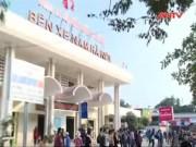 Video An ninh - Dòng người ùn ùn đổ về Thủ đô sau 3 ngày nghỉ lễ