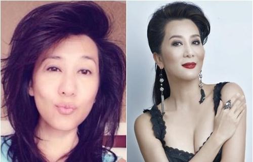 Nhan sắc của mỹ nhân Việt sau lớp trang điểm và photoshop - 8