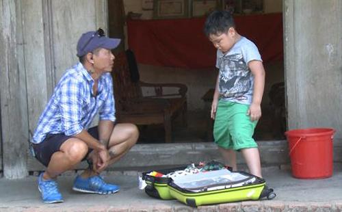 Tiết lộ về bác Leng Keng của 'Bố ơi, mình đi đâu thế' - 2