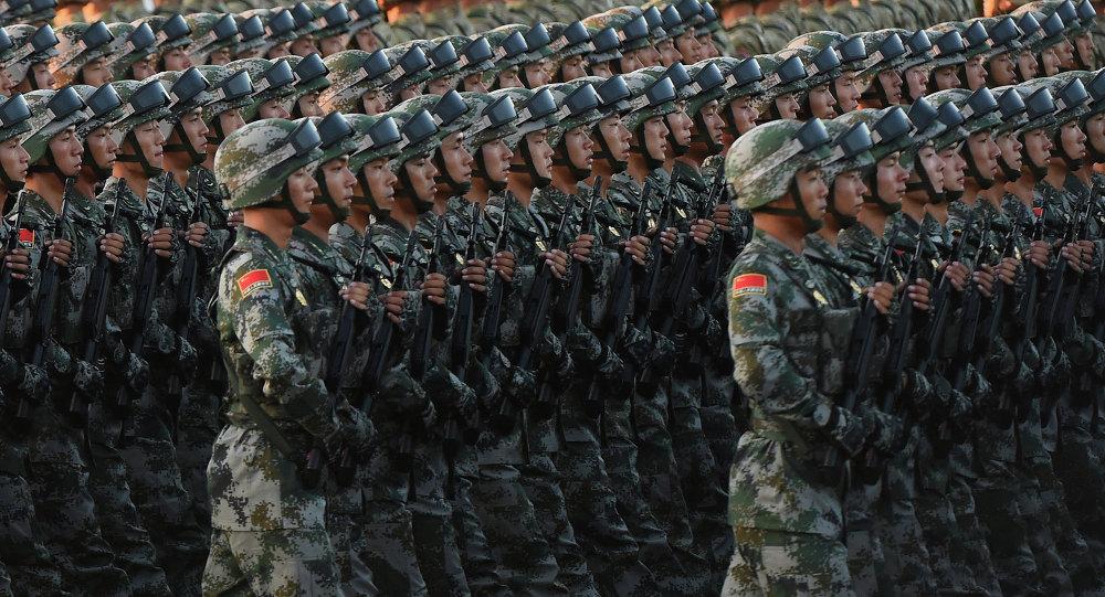 Trung Quốc tiết lộ kế hoạch tái cấu trúc quân đội - 1