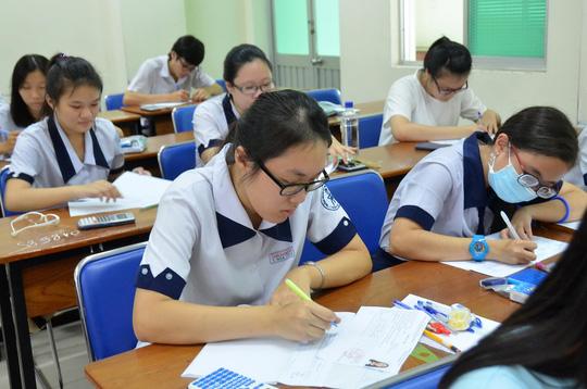 Kỳ thi THPT quốc gia 2016: Nên thi mấy môn? - 1