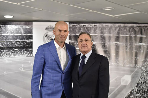Zidane: Đừng mong trở thành Guardiola hay Enrique - 1