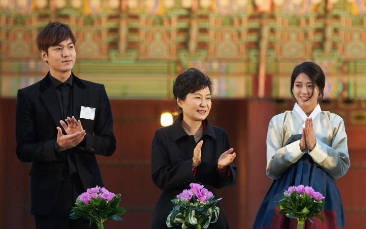 Top 10 sự kiện đáng nhớ của Lee Min Ho trong năm qua - 4