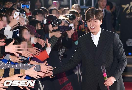 Top 10 sự kiện đáng nhớ của Lee Min Ho trong năm qua - 1