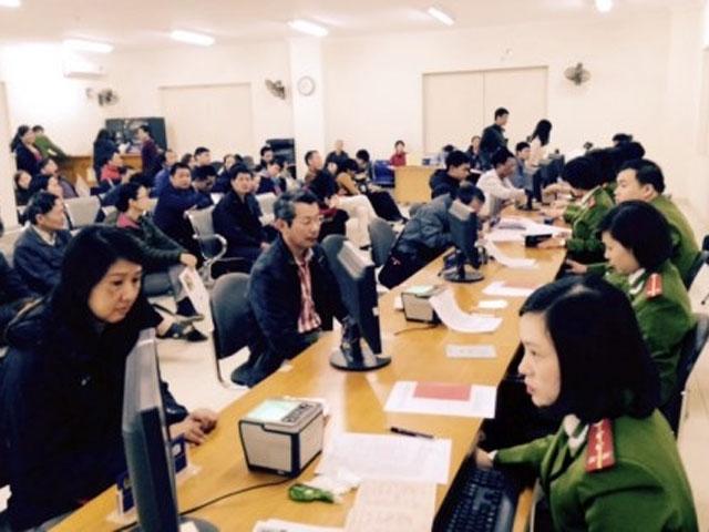 Công dân được lấy thông tin cá nhân trong CSDL quốc gia - 1