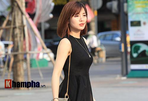 """Hotgirl MU Tú Linh: """"Công Phượng, cầu thủ tôi yêu mến nhất"""" - 4"""