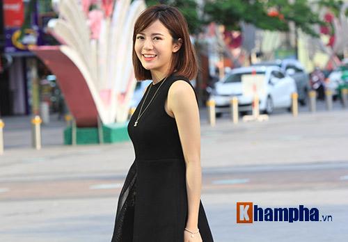 """Hotgirl MU Tú Linh: """"Công Phượng, cầu thủ tôi yêu mến nhất"""" - 5"""