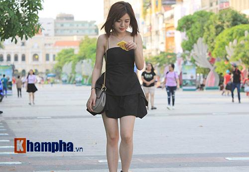 """Hotgirl MU Tú Linh: """"Công Phượng, cầu thủ tôi yêu mến nhất"""" - 6"""