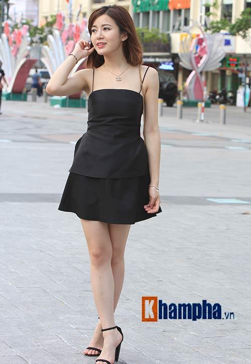 """Hotgirl MU Tú Linh: """"Công Phượng, cầu thủ tôi yêu mến nhất"""" - 8"""