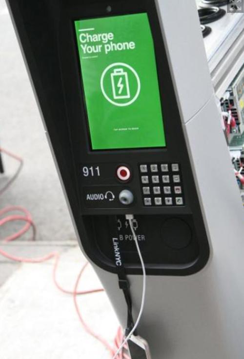 500 cột điện thoại tại New York sẽ chuyển thành cột phát Wi-Fi - 2