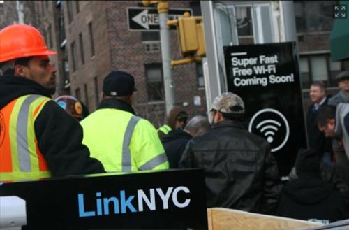 500 cột điện thoại tại New York sẽ chuyển thành cột phát Wi-Fi - 3
