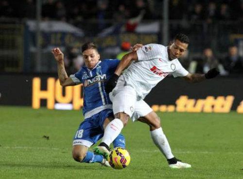 """Trước vòng 18 Serie A: Inter """"vạn sự khởi đầu nan"""" - 1"""