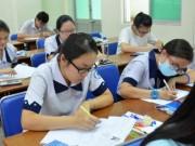 Giáo dục - du học - Kỳ thi THPT quốc gia 2016: Nên thi mấy môn?