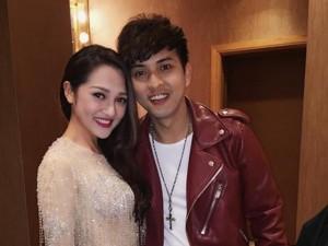 Ca nhạc - MTV - Hồ Quang Hiếu lên tiếng việc 'qua đêm' với Bảo Anh