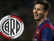 Bóng đá - Messi từng bị thải loại vì thi trượt