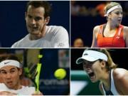 """Thể thao - Tennis mùa giải 2016: Chờ những ẩn số """"lên tiếng"""""""