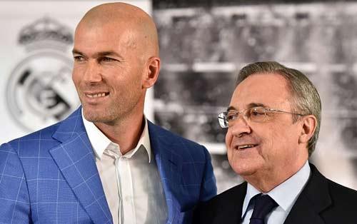 Zidane mâu thuẫn CR7, Real bị loại khỏi cúp C1 - 1