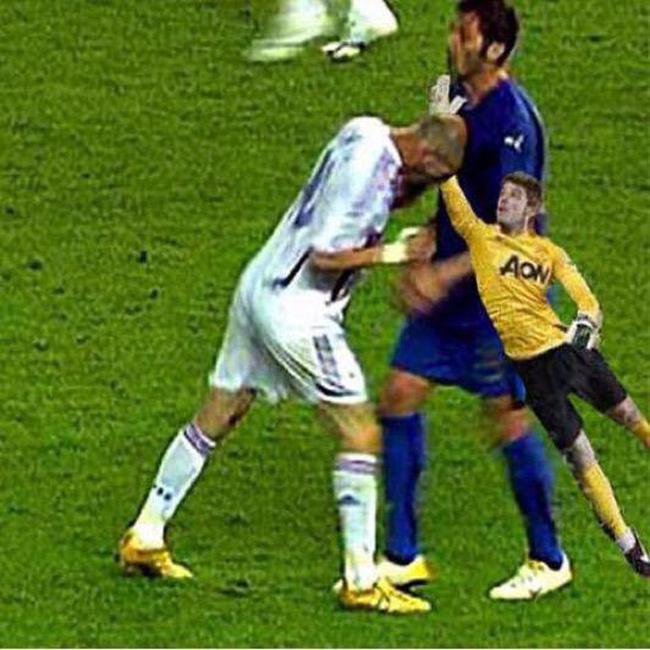 """Zidane dùng """"thiết đầu công"""" húc Benitez - 5"""