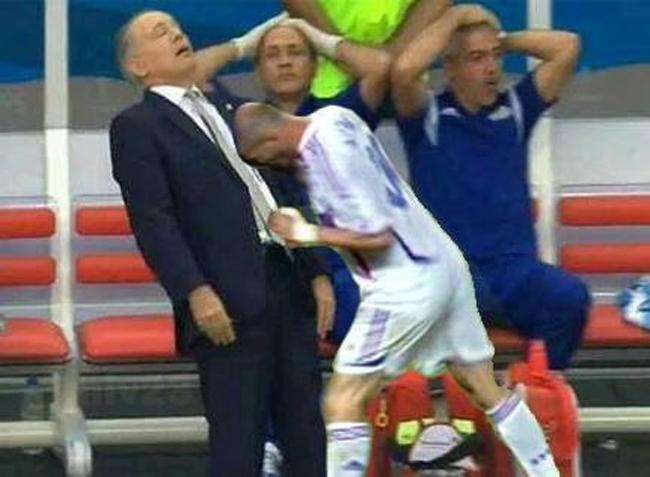 """Zidane dùng """"thiết đầu công"""" húc Benitez - 6"""