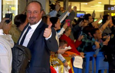 """Zidane ra mắt Real, Benitez viết """"tâm thư"""" tri ân CLB - 3"""