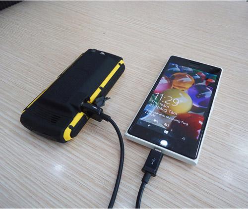 Bộ 3 điện thoại siêu bền pin dùng 20 ngày giá rẻ gây sốt - 4