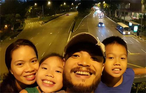 Trần Lập: 'Tôi may mắn có một người vợ vững vàng' - 2