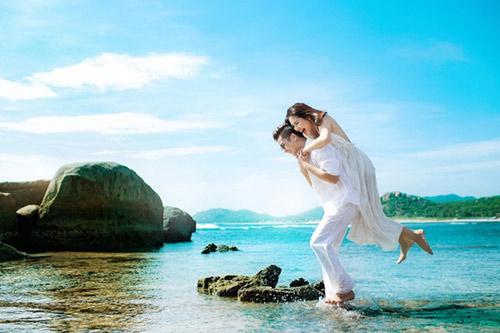 Lộ ảnh cưới đẹp như mơ của Vân Trang - 4