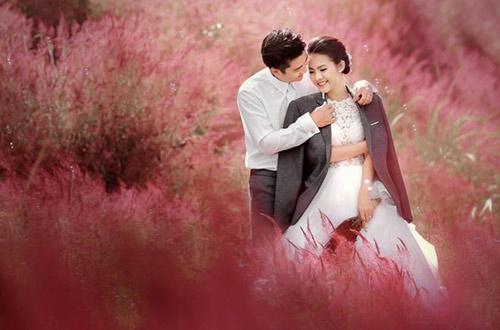 Lộ ảnh cưới đẹp như mơ của Vân Trang - 6