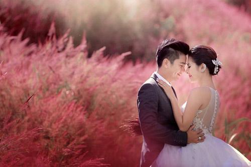 Lộ ảnh cưới đẹp như mơ của Vân Trang - 5