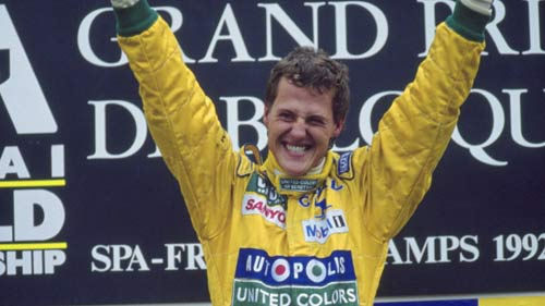 Schumacher: Hành trình của một huyền thoại (P1) - 1