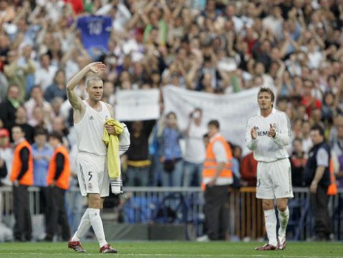 Zinedine Zidane: Huyền thoại bất diệt của Real Madrid - 4