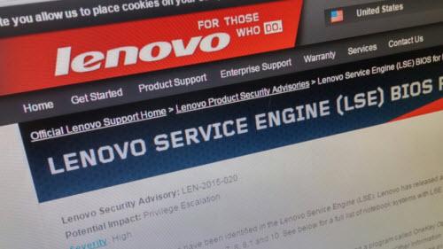 Cách xóa bỏ phần mềm nghi độc hại trên máy tính Lenovo - 1